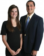Sara Scully and Mark Fadel elected Student Body President and Vice President