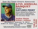 Hall of Fame pitcher visits Region