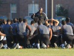 Grambling football takes a stand