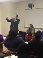 Love or lust relationship seminar educates students on love