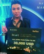 Vietnamese fashion student wins $30,000 prize