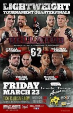 Bellator 62 Rocks Laredo