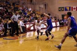 TAMIU Basketball lose games to Lubbock Christian