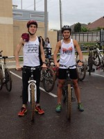 TAMIU Athletes Soar at Seeds of Change Triathlon