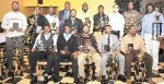 Football banquet honors players