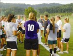 A Look at the 2009 Lady Catamount Soccer Team