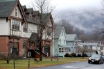 Mountain towns of Route 20: Russell