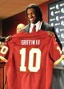 Redskins' fans welcome Robert Griffin III to FedEx Field